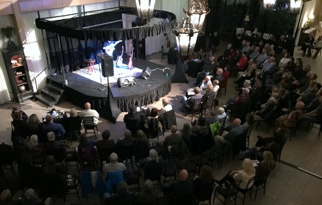 Peppino D'Agostino benefit concert for the Lifetime Adoption Foundation