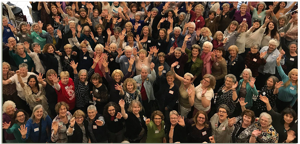 foothills events indivisible women wave