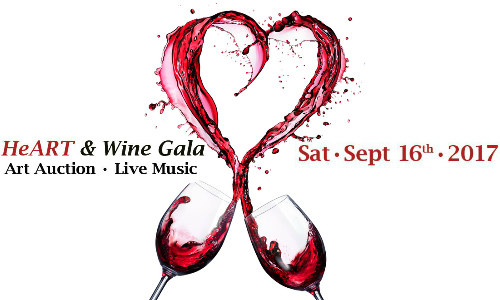 HeART and Wine Gala will be the first annual fundraiser at the Foothills for One Source – Empowering Caregivers