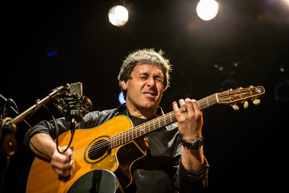Peppino D'Agostino Concert, photo credit: Jarek Pepkowski