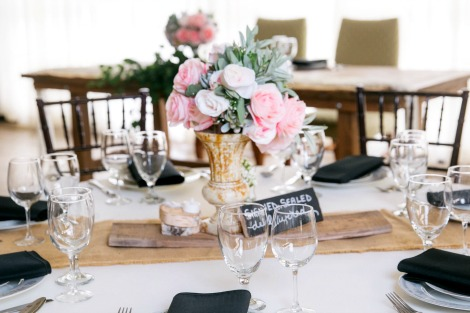 We know you'll love faux flowers for an event!